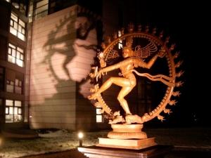 Cern-statue-of-Shiva-the-destroyer