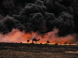 gulf-war the pit of hell